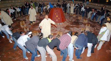 Nouvelle tendance et id ale pour organiser autrement des - Chambre chez l habitant marrakech ...